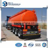 45000 Litres Tank Trailer Carbon Steel Oil Tank Truck Trailer 3 Axle Fuel Tanker Trailer