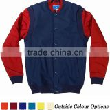 Varsity Jackets with Your Own Logos, Labels,Tags & Chenille Patches, Beautifully Embroidered Customized Varsity Jackets