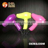 NEW HOT NANO TOURMALINE ION COATING TECHNOLOGY 1200W HOT & COLD MINI TRAVEL HAIR BLOW DRYER WITH DIFFUSER USB CAR PLUG
