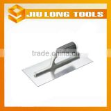 plastic handle carbon steel blade building construction hand tools with teeth for plastering