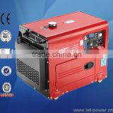 hot sale soundproof portable 5kw diesel generator price in india for home use