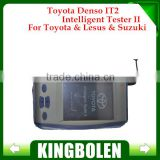 Latest Version Toyota Professional Auto Scan Tool 2 in 1 With Suzuki Card TOYOTA DENSO Toyota It2 Free Shipping