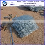 Alibaba assurance supplier stainless steel gabion fence stone basket with good quality