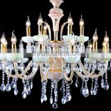 Brand new hooks for chandelier crystals , glass flower chandelier , big modern chandelier