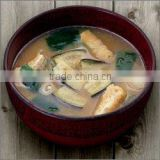 Emergency food Instant Soup Japan AMANO FOODS Freeze Dried Miso Soup (Eggplant Taste)