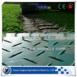 Anti-slip HDPE Crane Plate/Ground Protection Mat /Earth Grounding Plate