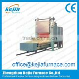 Trolley furnace for machine parts/industrial electric resistance furnace                                                                         Quality Choice