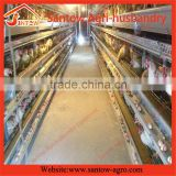 Stable steel structure professional chicken egg layer cage chicken cage for poultry farm for nigeria