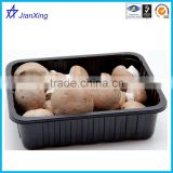 Eco Friendly Plastic Mushroom Packing Tray in Good Quality