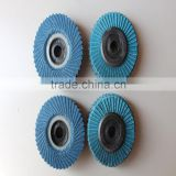 China Manufacure Calcine Koean Style Radial Flap Disc for Angle grinder