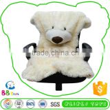 Factory Driect Sale Superior Quality Best Price Odm Stuffed Animals 25Mm Not Red Plush Cotton Bearskin