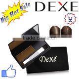 DEXE cover the grey root color dye waterproof ingredient powder for highlight hair root powder
