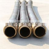 high quality DN125mm 3 meters long concrete pump rubber hose ,concrete pump hose /pipe prices