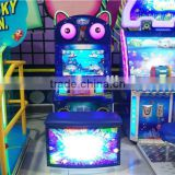 2016 coin operated arcade amusement fish hunter game machine / indoor fish catching game machine for sale