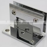Heavy duty SUS 304 shower door tempered galss hinge shower screen pivot hinge