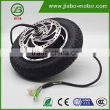 "JIABO JB-92/10"" chinese brushless electric motor hub for scooter parts"