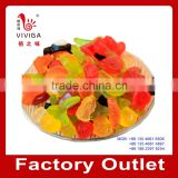 vitamin fruit bear shaped gummy candy