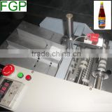 Semi-automatic hot air seam sealing machine