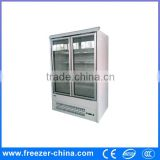 display freezer for supemarket,supermarket open freezer,air blast freezer