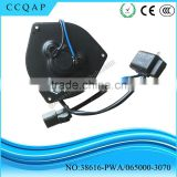 38616-PWA 065000-3070 China manufacturer high quality cheaper price auto cooling system 12v dc denso radiator fan motor for car