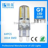 Mini style New Product led light 85-265V G9 halogen lamp socket led g9 bulb g9