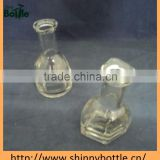 long neck aroma glass bottle for aromatherapy