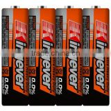 AA um-3 R6p non-rechargeable 1.5v heavy duty carbon dry cell battery