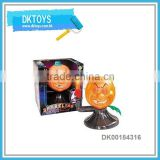 Popular Party Use Battery Operated Light Pumpkin Halloween Toy