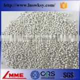 China LMME Fertilizer grade water-soluble magnesium hydroxide/brucite particle/lump/powder/ball 2-5mm