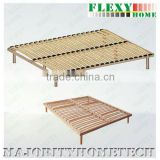 slat bed base - mattress support frame -- metal bed base