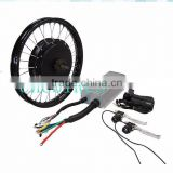 120km/h high speed electric bike kit 5000 watt hub motor