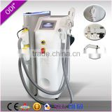 Best selling items! 3 in 1beauty apparatus tattoo and hair removal feature yag laser ipl