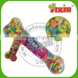 Bone shape sugar press candy