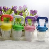 Wholesale 2016 Hot Sale Baby Products Silicone Baby Feeder Pacifier For Fruit Fresh Food Feeder
