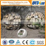 High quality welded gabion basket /galvanized gabion box / hesco barriers (FACTORY MANUFACTURER)
