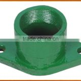 Exhaust flange for diesel engine