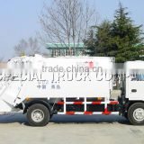 new technology SINOTRUK 4X2 garbage compactor