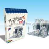 newly-developed 3D painting paper puzzle for kids LT8883C