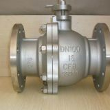 Departure valve specializing in the production of ball valves, stainless steel materials at normal temperature, atmosphe