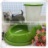 OEM Plastic Puppy Dog Water Drinking Dispenser Feeder Fountain Pet Cat Bowl Automatic Bottle Manufacturer