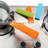 Kitchen Utensil Pot Pan Sleeve Cover Grip Hot Sleeve Silicone Hot Handle Holder