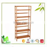 Chinese style natural bamboo book rack price