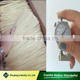 Cheap price high quality bamboo stick for making incense