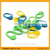 23mm Length Plastic Safety Pins For Knitting Accessories Charms Baby Shower 1000pcs Pack Mixed Color