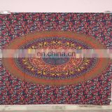 Indian Tapestries Wall Hanging Mandala Bedspread Ethnic Throw Handmade Art