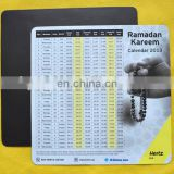 calendar printed fridge magnet sticker