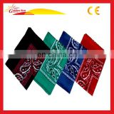 Promotional Hot Sale Multifunctional Polyester Microfiber Unique Bandanas