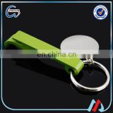Promotional Customized Beer Bottle Opener aluminium keychains