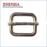 adjustable buckle for webbing