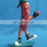 Flexible figure toy for promotion